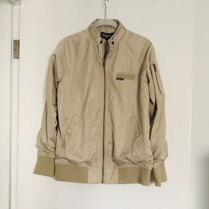Members Only Silk Bomber Jacket